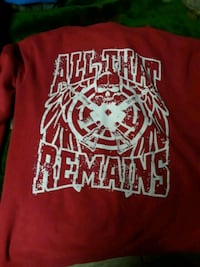 Autographed All That Remains Hoodie