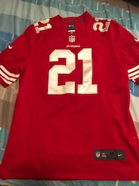 SF 49ers nfl jersey size M Vancouver