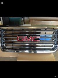 Brand new grill GMC 3500 2016 to 2018 series pick up truck