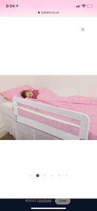 Xtra Tall Bed Rail from toys R us Toronto, M5G 1C4