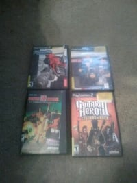 four assorted DVD movie cases Dallas, 75240