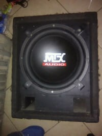 mtx speaker custom box Pensacola, 32504