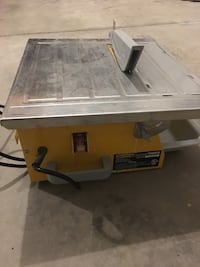 white and gray table saw Welland, L3C 5R2