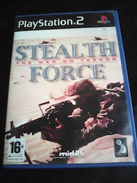 PS2 Stealth Force Barcelona, 08003