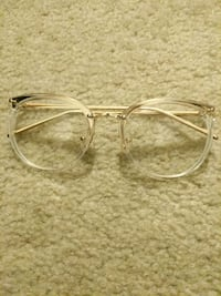 Trendy clear frame glasses Sunnyvale, 94089