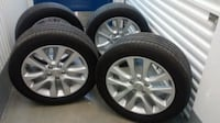 2017 Jeep Grand Cherokee rims with tire set Bowie