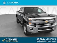 2017 Chevrolet Silverado 2500 HD Crew Cab LTZ Pickup 4D 6 1/2 ft Fort Pierce
