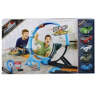 Air Chargers Twisted Turn Crashway Playset BNIB Green Car  Many availa