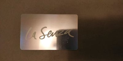 LaSenza Gift Card ($48.53 value)