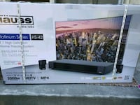 black soundbar system box 3750 km