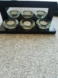 Decorative votive candle holder Burnaby, V5J 3S2