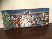BNWOT Avengers Canvas 2 feet by 4 feet Mississauga, L4Z 4A1
