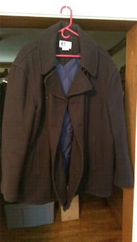 Arizona wool navy blue peacoat coat Chicago, 60631