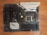 Asus z170-A motherboard Toronto, M9A 4W3