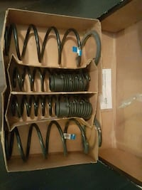 Mustang suspension springs - Eibach Oshawa, L1J