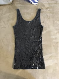 Black sequined tank top Evansville, 47710