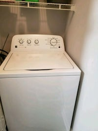 white top-load clothes washer Lithia Springs, 30122