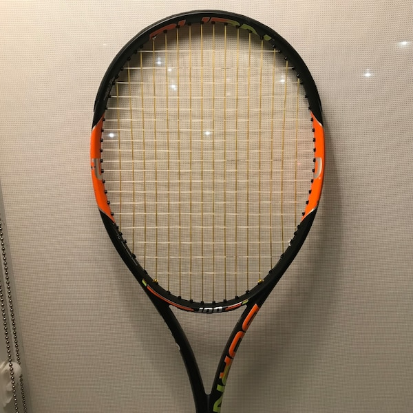 Tennis Racquet Sale >> Used Wilson Burn 100 Tennis Racquet For Sale In Jersey City Letgo