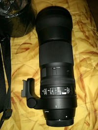Sigma lens shoots for canon camra brand new  Longs, 29568