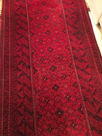 Hand mad afghani runner in excellent condition 4m by 95cm free from everything  Toronto