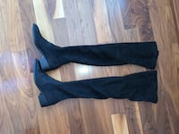 Steve Madden KNEE HIGH Suede Boots Montreal