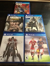 5 ps4 games for $40 543 km