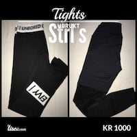Trenings tights 6287 km