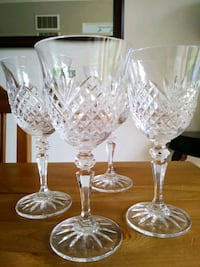 Waterford Crystal glasses Mississauga, L5K 2E3
