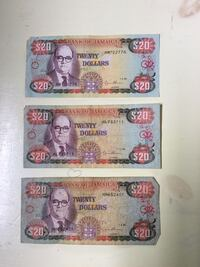 Jamaica money Calgary, T2S 2R2