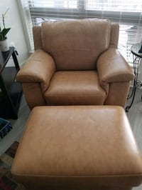 Leather couch, chair, and ottoman Rockville, 20850