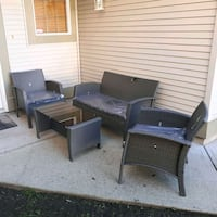 BNIB 4 piece patio set  Maple Ridge, V2X 0X8