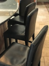 Counter height bar stools for sale. All 4 for $185.  Highland, 20777