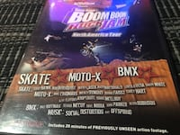 Tony Hawks DVD Boom in excellent condition  Toronto, M6H 3S4