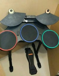 ☆☆2 - Wii DRUMSETS WITH STAND & FOOT PEDALS!!☆☆ Edmonton, T6R