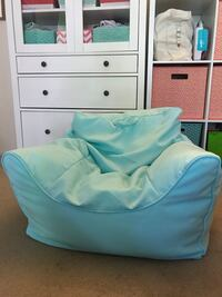 Target - teal beanbag chair toddler or child Foster City, 94404