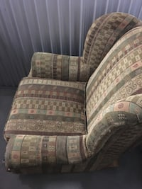 brown and gray fabric sofa Silver Spring, 20903