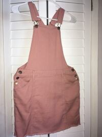 The overall dress cotton on  Los Angeles, 90230