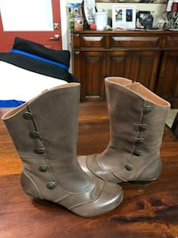 Aetrex essence naomi leather boots