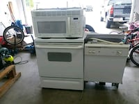 GE electric appliances Tacoma, 98444