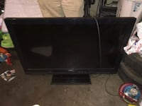 black flat screen TV with remote Tulare, 93274