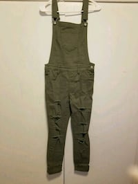 Girl Olive Green  Overalls El Centro, 92243