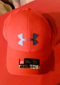 Red/black Under Armour Hat  Cherry Hill, 08034