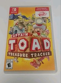 Captain Toad: Treasure Tracker Pincourt, J7V 3Z4
