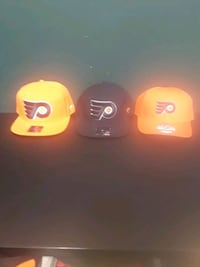 Official NHL Flyers hats Philadelphia