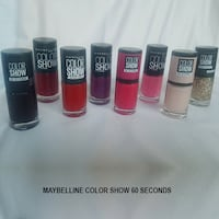 Maybelline Color Show 6516 km