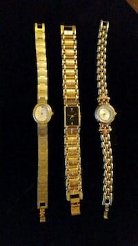 3 Women's watches Olympia, 98516