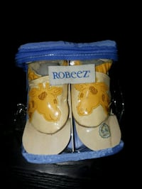 Brand New Robeez soft shoes infant Toronto, M8V 3X2