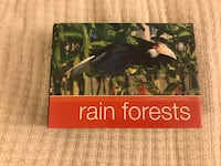Hardback Rainforest Book- 539 pages Indiana, 15701