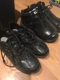 Umpire plate and base shoes (New Balance) size 10.1/2-11 great shape West Chicago, 60185