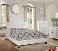 King Bed Frame with Slats. Hollywood, 33020